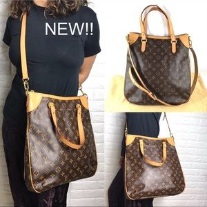 ODEON GM CROSSBODY LOUIS VUITTON